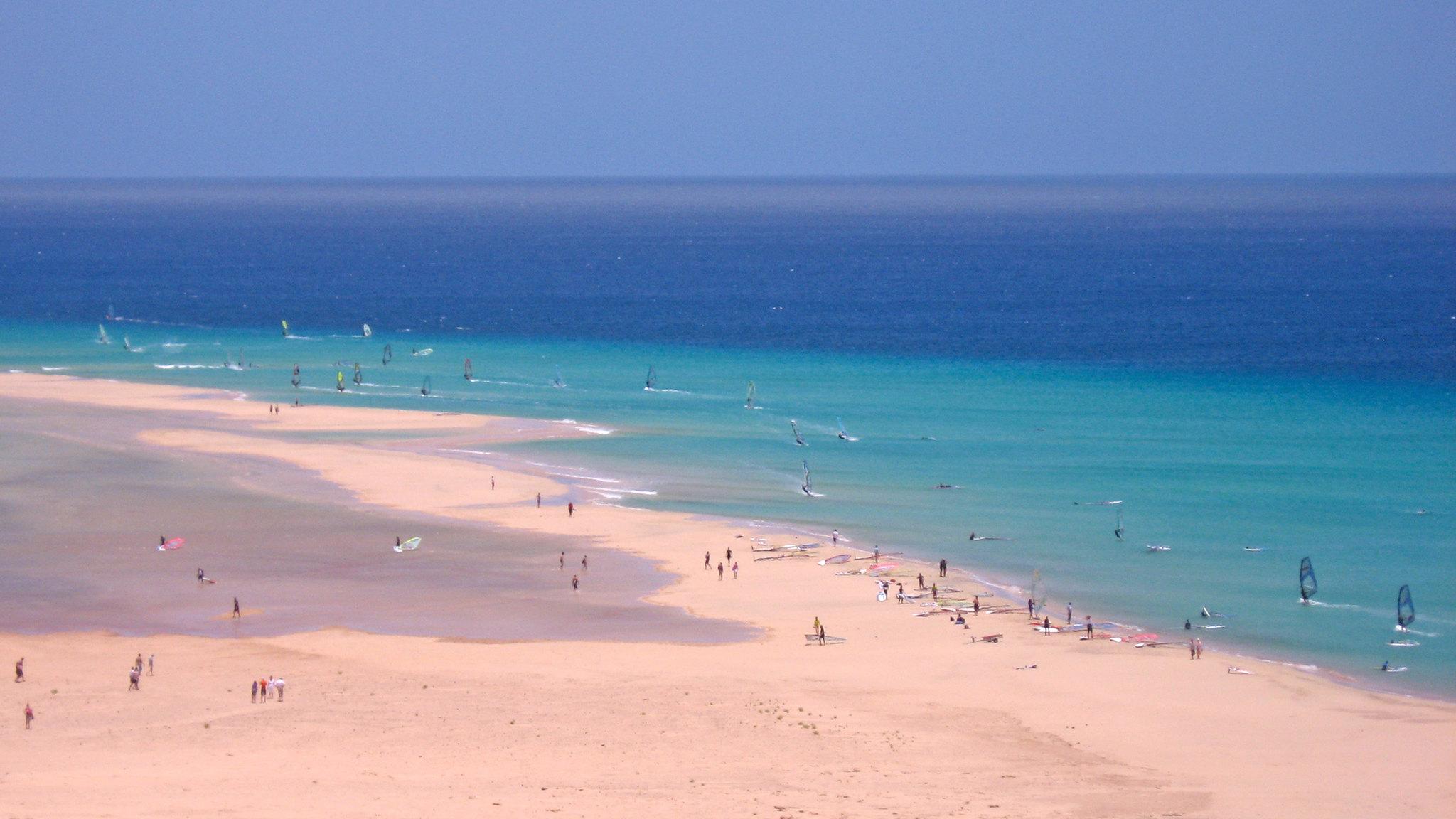Playa Sotavento Flickr Photo Sharing