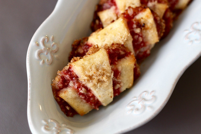 Strawberry Rhubarb Rugelach - 45