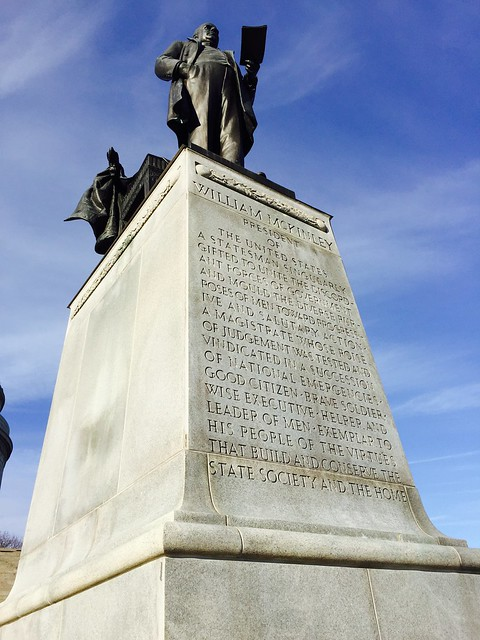 President William McKinley National Monument