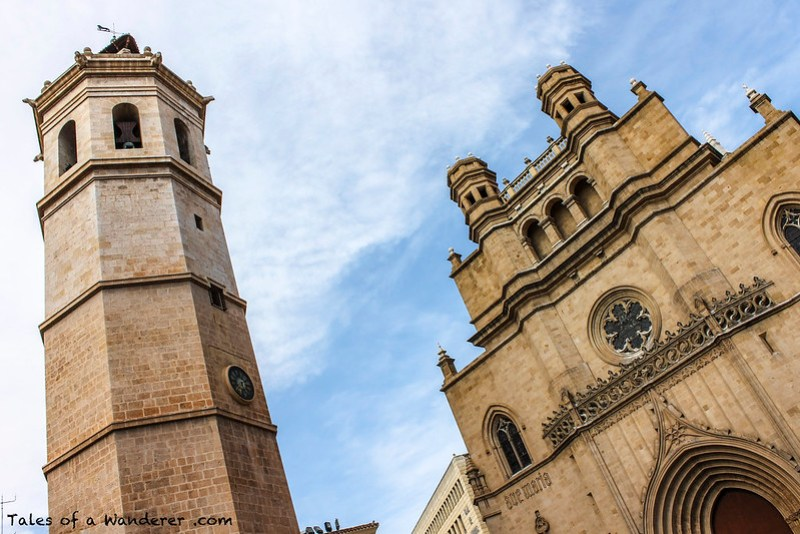 CASTELLÓN DE LA PLANA - El Fadrí / Concatedral de Santa María