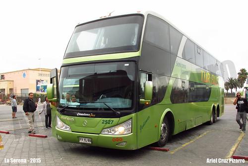 Tur Bus - La Serena (Chile) - Modasa Zeus / Mercedes Benz (FVYL89)
