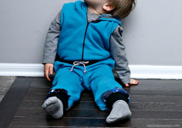 Toddler Jumpsuit
