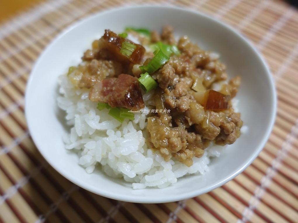 洋蔥臘肉燥 (2)