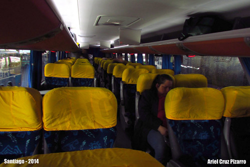 Pullman Bus - Santiago (Chile) - Marcopolo Paradiso 1800 DD G7 / Scania (FFTS48)