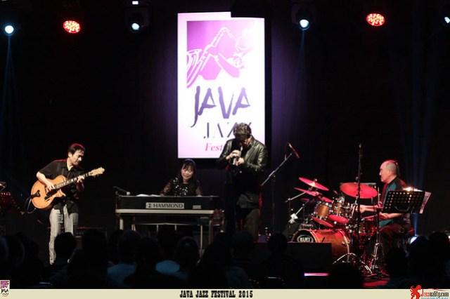 Java Jazz Festival 2015 Day 1 - Akiko