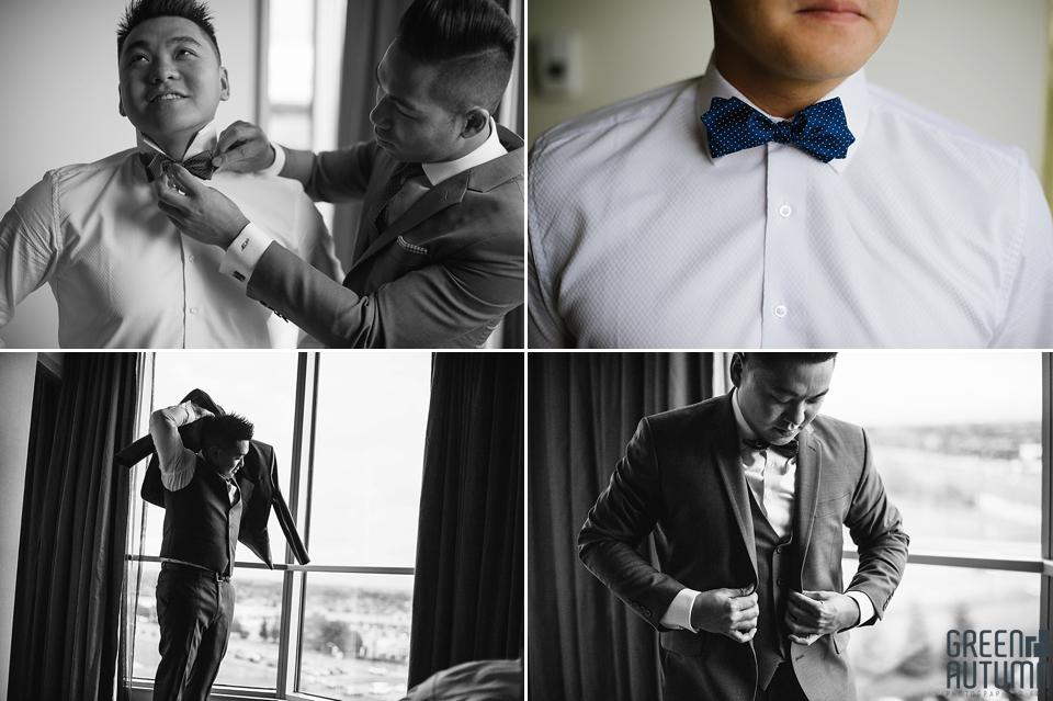 Indie Fall Toronto Bespoke Groomswear Wedding Photography