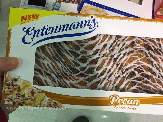 Entenmann's Pecan Danish Twist