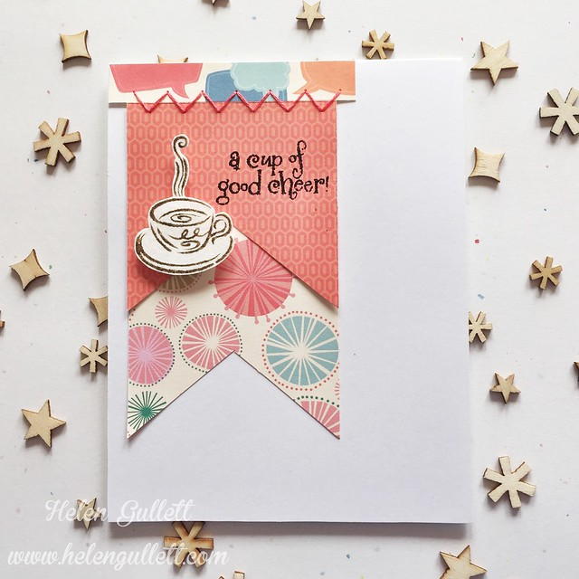 Coffee Loving Cardmakers Spring Blog Hop