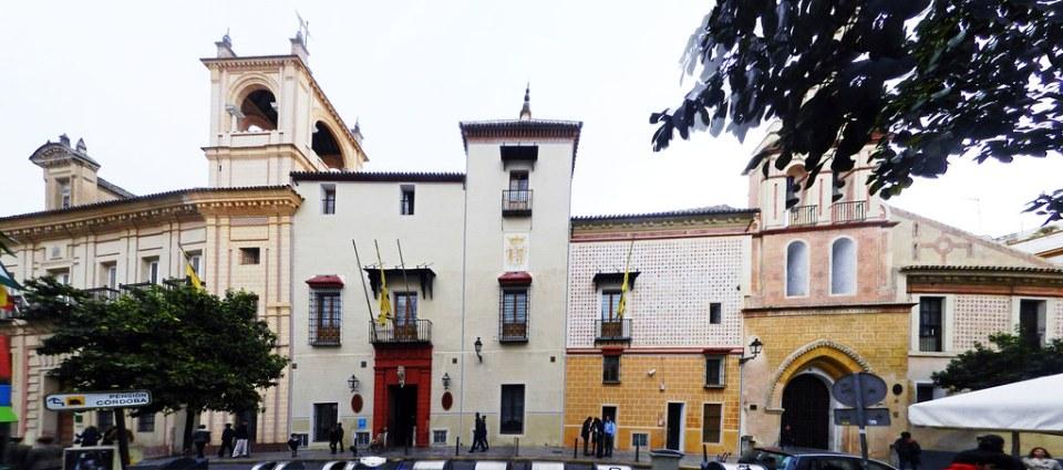 Iglesia Santa Maria La Blanca Sevilla 03