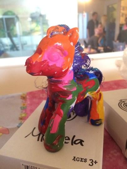 DIY pony