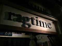 本日のライブはここ、和歌山ラグタイム