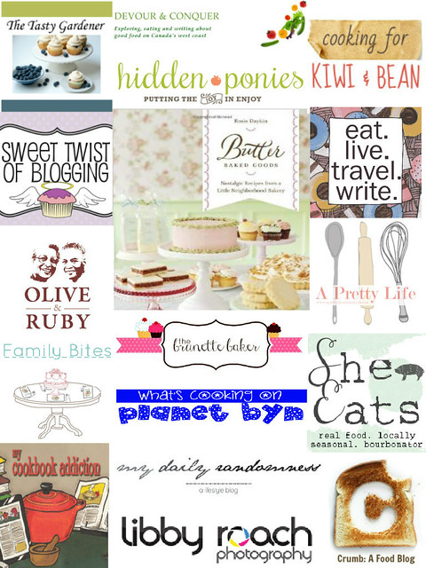 Butter Baked Goods Giveaway Graphic