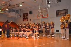 001 Melrose High School Band