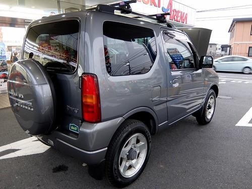 Suzuki Jimny JB23W