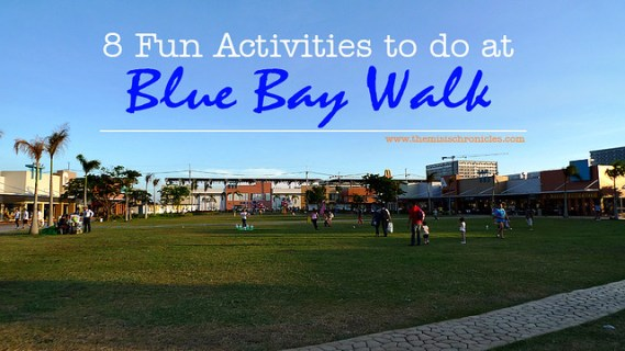 8 fun activities to do at blue bay walk