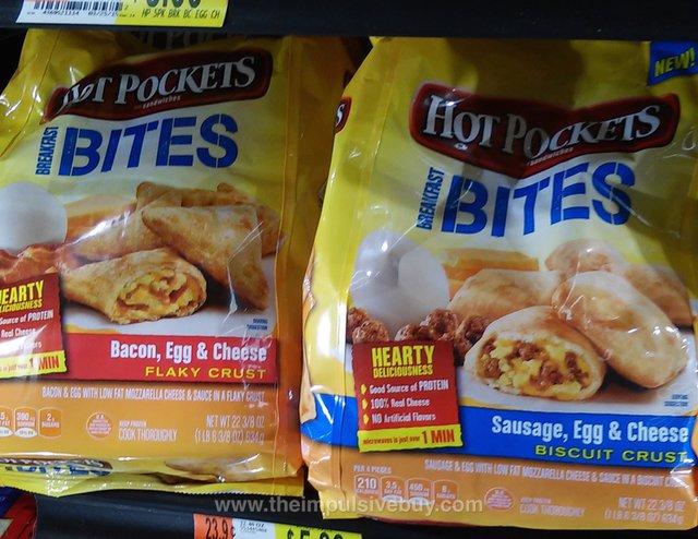 Hot Pockets Breakfast Bites