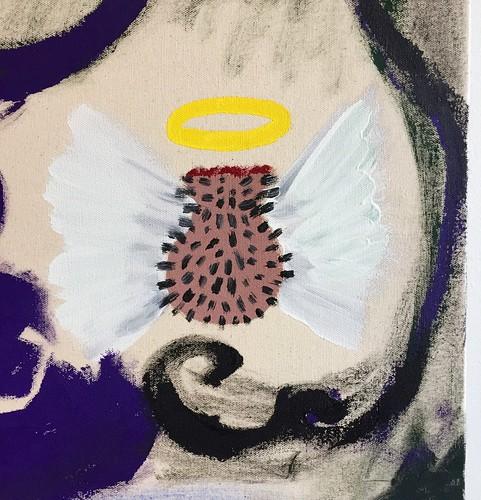 Twilio Painting Night: detail