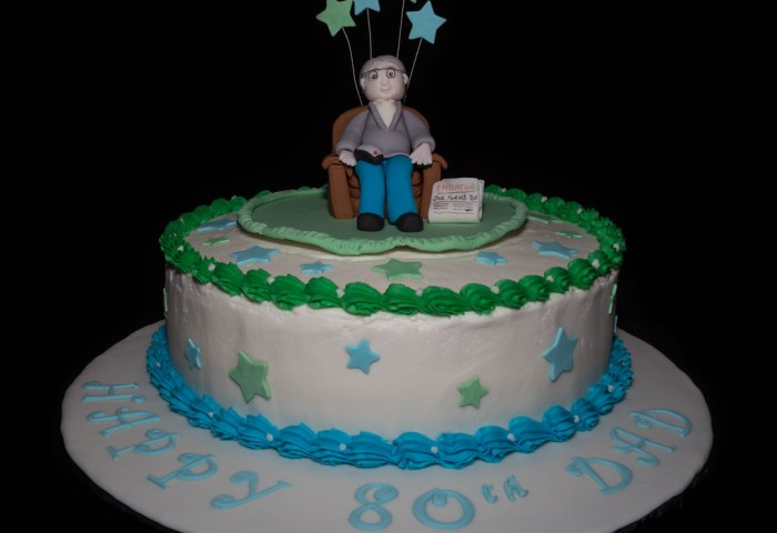 94 80th Birthday Cake For Dad 80th Birthday Cake Ideas For Dad