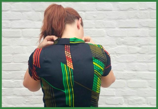 Atelier Assemblé blouse (back)
