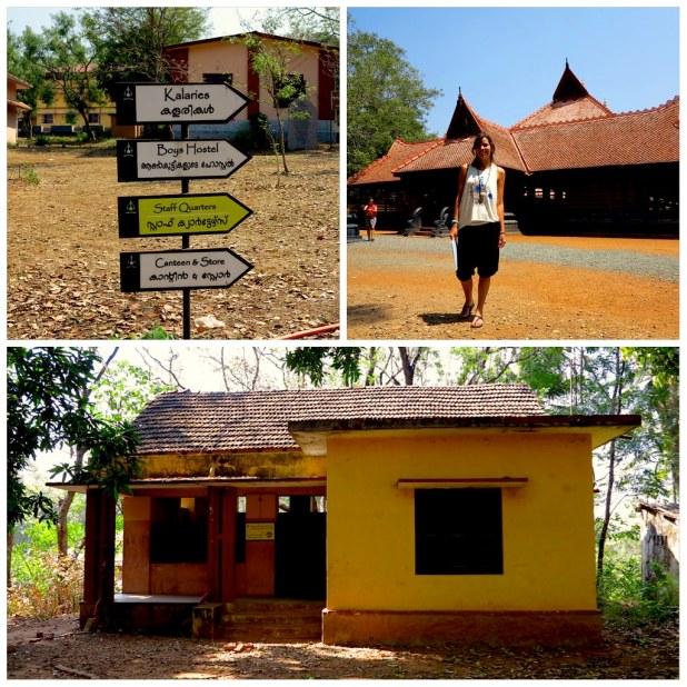 Escuela de Kalamandalan Kerala