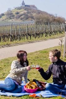 Picknick mit Trollinger