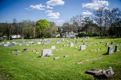 Laurens Cemetery Tour-52