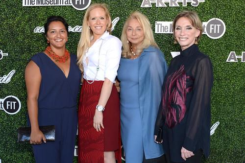 Anna Safir, Lisa Klein, Eleanora Kennedy and Michele Gerber Klein
