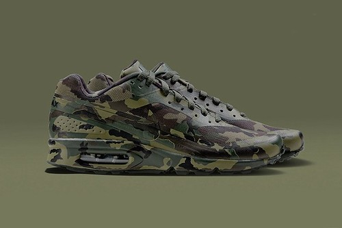 Nike Air Max BW 'France Country Camo'