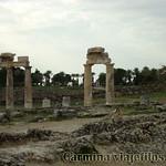 09 Viajefilos en Turquia. Hierpolis 01
