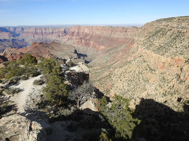 Гранд каньон общий вид