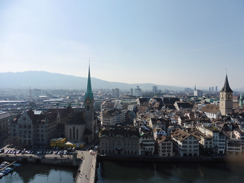10 miradores en el mundo. Ciudades y entornos desde las alturas. Vol. 1.