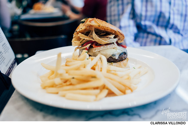 The T-Coast Burger
