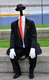 Hombre invisible disfraces de carnaval