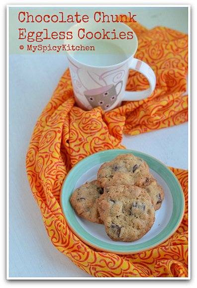 Blogging Marathon, Baking marathon, Fire up the oven, Ina Garten Recipe, Barefoot Contessa Recipe, Eggless Cookies,
