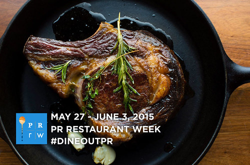 Puerto Rico Restaurant Week 2015