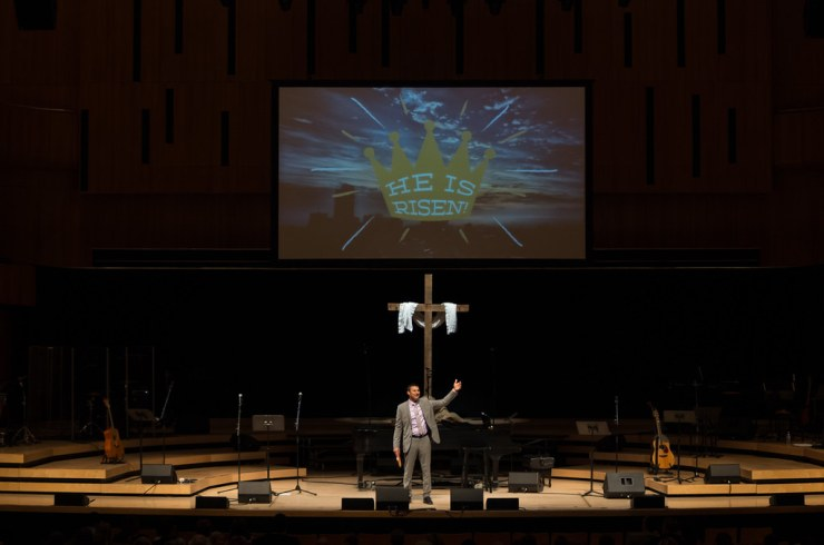 Easter at the Holland 2015
