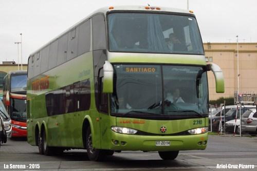 Tur Bus - La Serena - Marcopolo Paradiso 1800 DD / Mercedes Benz (CTZC14)