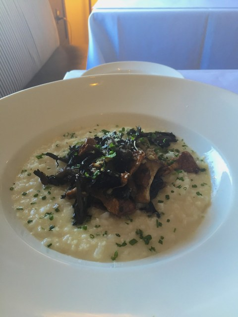 Risotto with Wild Mushroom