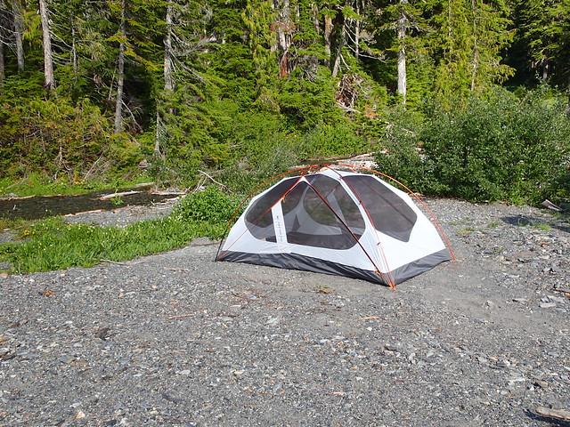 Low Divide Camp