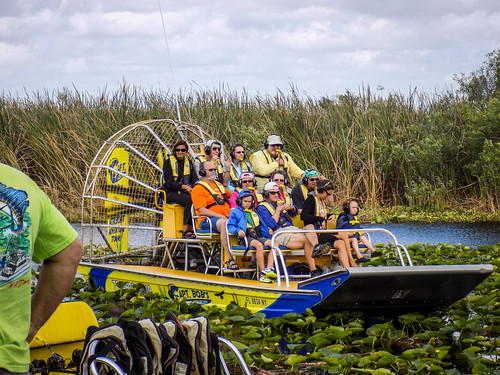 Blue Cypress Swamp Air Boating-1