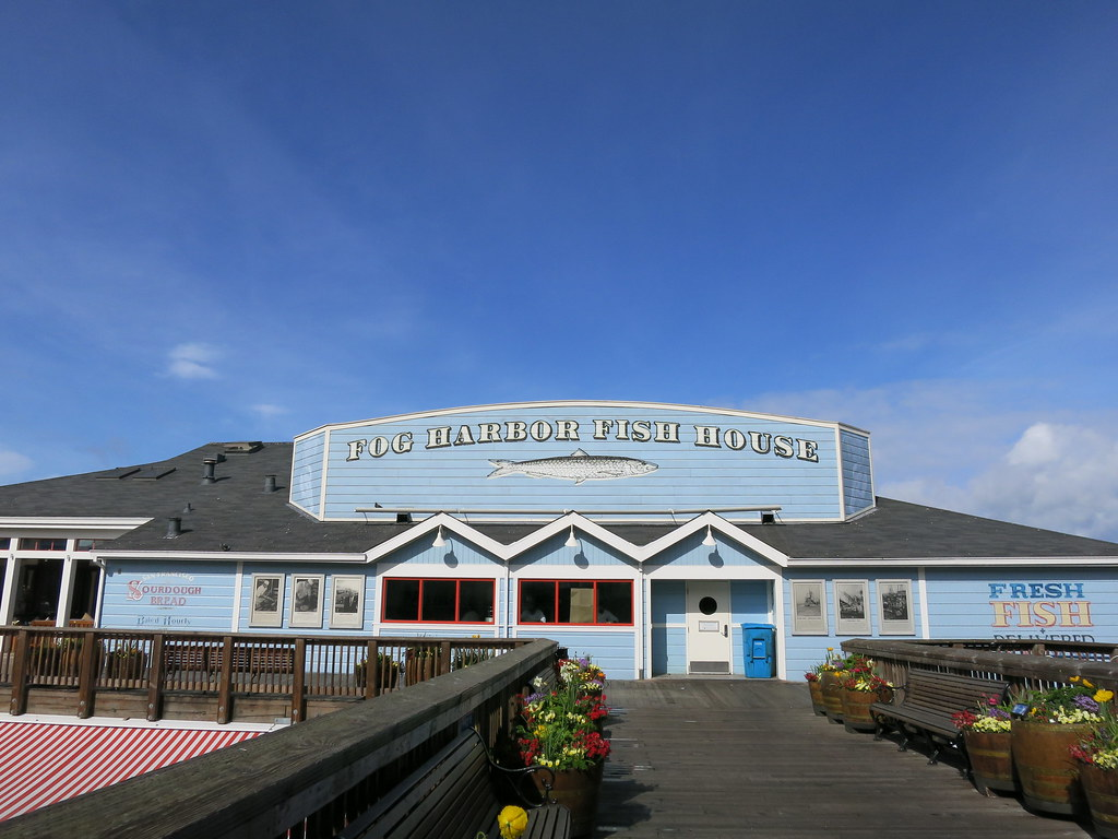 Pier 39 Fog Harbor Fish House