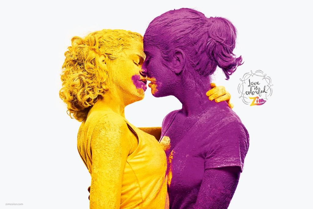 Zim Coloured Powder - Couples 1