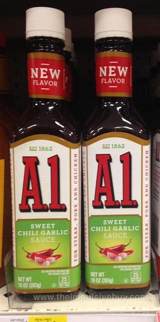 A1 Sweet Chili Garlic Sauce