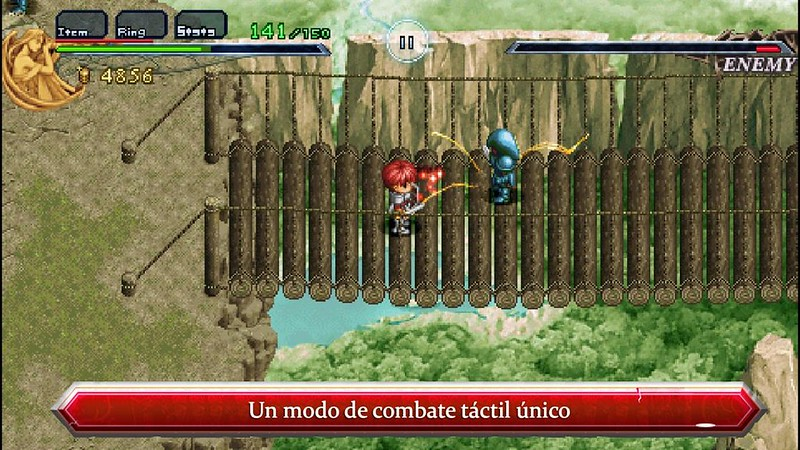 Ys Chronicles 1 Android RPG