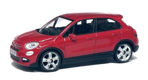 Mondo Fiat 500X