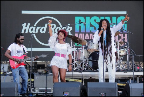 Kevens @ Hard Rock Rising Miami Beach