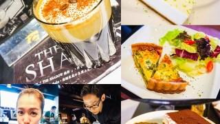 東區湛盧咖啡 迷人手沖咖啡與好吃甜點 提供wifi/插座/不限時