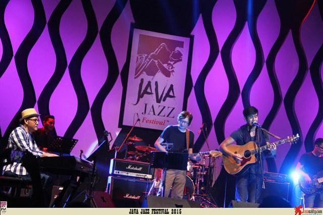 Java Jazz Festival 2015 Day 3 - Nathan Hartono