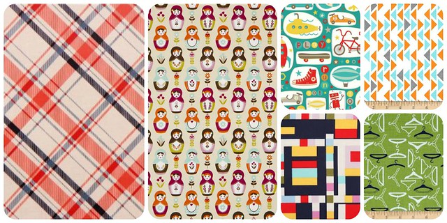 Discounted fabrics in my Etsy Shop - from £5 pm.