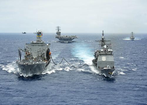U.S. Navy–RIMPAC 2012